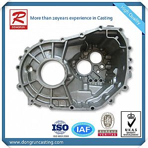 Die Cast Aluminum Gearboxes with high tolerance CNC machining