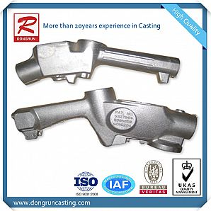 High quality Aluminum Cast for Fuel Nozzle Body Housing