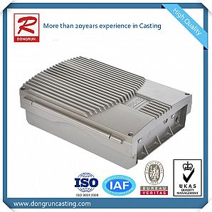 High Quality Cast Enclosures from Aluminum Alloy