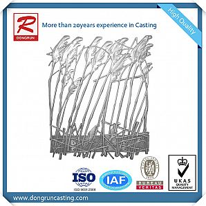 Cast Aluminum Fences