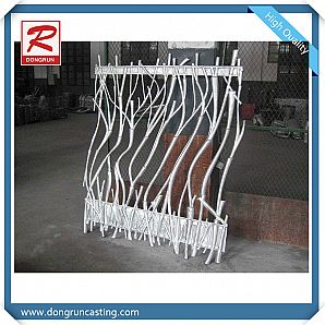 Cast Aluminum Fence Panels